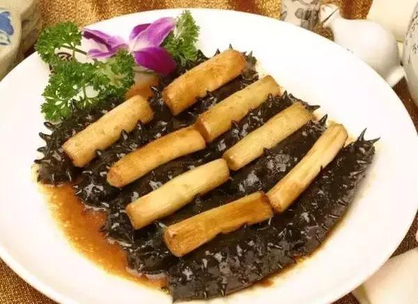 海参的简单家常菜做法