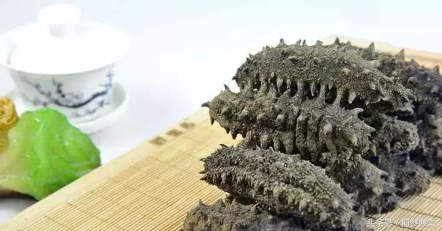 毁掉干海参的几种方式