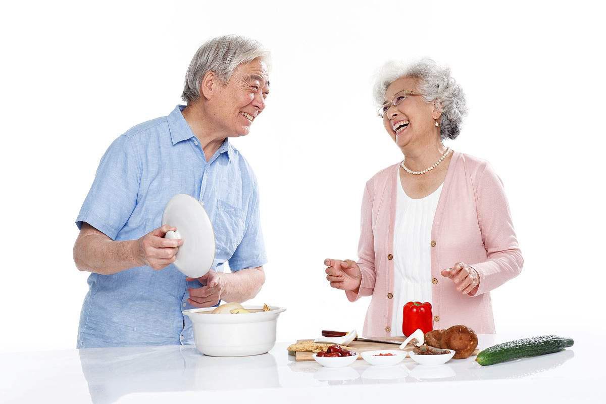 海参对老人的好处防止衰老、延长寿