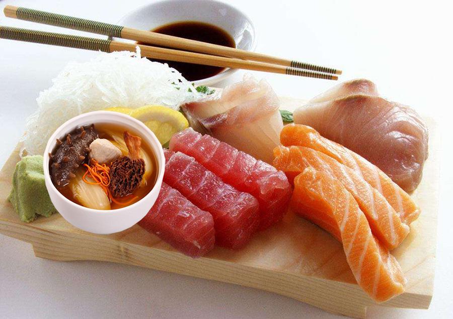 怀孕五个月可以吃海参吗?
